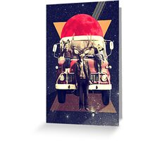 El Camion Greeting Card