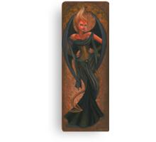 Elemental Series: Fire Canvas Print