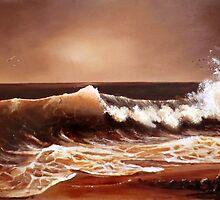 Caramel Coast by JamesLee