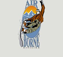 Snowboard Snow Board Air Borne Division Unisex T-Shirt