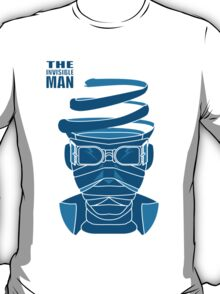 fan Art - THE INVISIBLE MAN T-Shirt