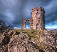 Old John Mug Tower 3.0 by Yhun Suarez