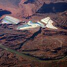 Enigmatic aerial view by Haydee  Yordan