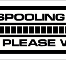 Turbo Spooling V2 Sticker
