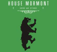 House Mormont Tee T-Shirt