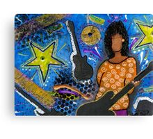 Humbly Approaching Stardom Canvas Print