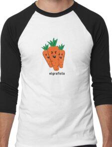 Carrot Crew Tee Men's Baseball ¾ T-Shirt