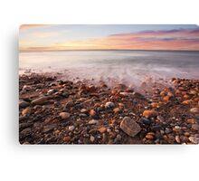 Sunrise Shoreline Canvas Print