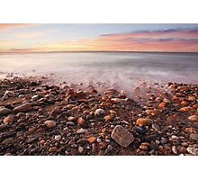 Sunrise Shoreline Photographic Print