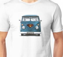 VW Supervan Split Screen Camper Unisex T-Shirt