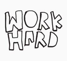 Work hard v.1 by nuance