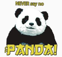 Never say no to Panda by KompanionBros