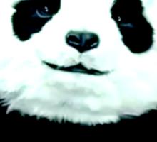 Never say no to Panda Sticker