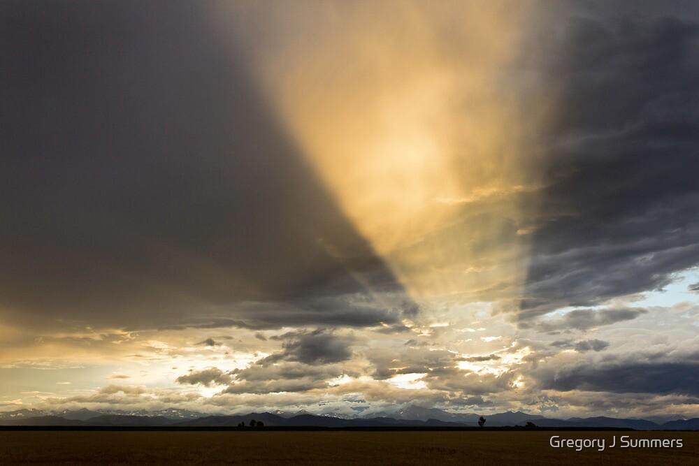 Sunset Flashlight by nikongreg