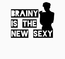 Brainy Womens Fitted T-Shirt