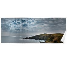 Lizard Point Lighthouse Poster