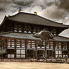 Tōdai-ji by Garth  Helms