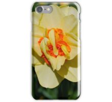 Daffodil Shimmers iPhone Case/Skin