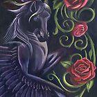 Pegasus Sub Rosa by LCWaterworth