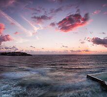 Bondi Sunrise by Adriano Carrideo