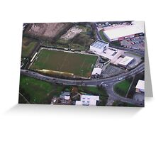 Worksop Town - Sandy Lane Greeting Card