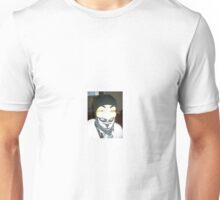V Black People Unisex T-Shirt