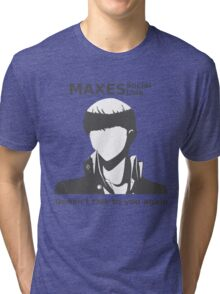 Social Link Maxed Tri-blend T-Shirt
