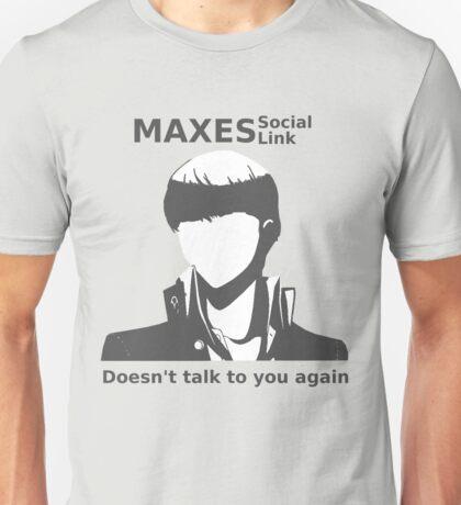 Social Link Maxed Unisex T-Shirt