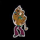 SCOOBY DOO AND SHAGGY by HKS588