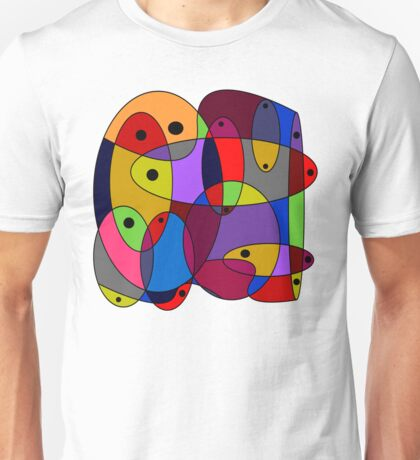 Abstract #55 Unisex T-Shirt