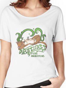 Abstinct Women's Relaxed Fit T-Shirt
