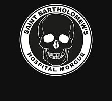 Saint Bartholomew's Hospital Morgue Womens Fitted T-Shirt