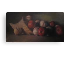 American pickings Canvas Print