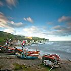 Lifeboats by Moey