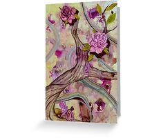 Agate Breeze Greeting Card