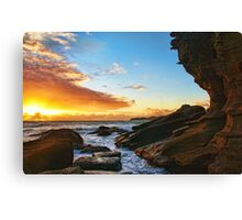 Hargraves to Norah Head Canvas Print