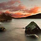 St Mary's Loch by Brian Kerr