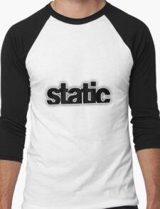 Static Men's Baseball ¾ T-Shirt