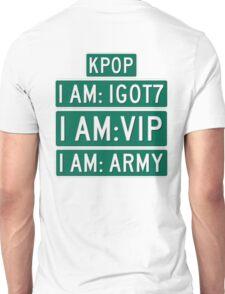 KPOP I AM Unisex T-Shirt