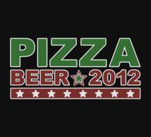 Pizza Beer 2012 by popularthreadz