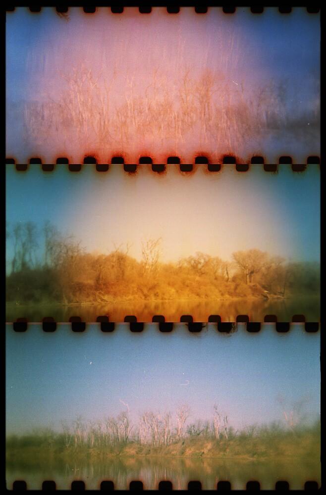 rio de los americanos by Jill Auville