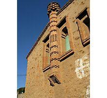 Colonia Güell Photographic Print