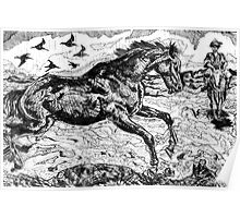 The Horse of Nastratin Hodgea Poster