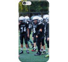 Pee Wee Black D iPhone Case/Skin