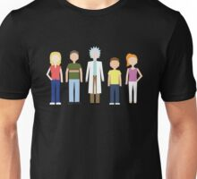 Rick & Morty: The Smith Family Unisex T-Shirt