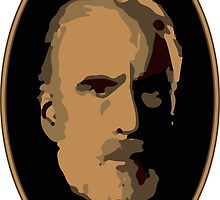Rest in peace Christopher Lee by Runesilver