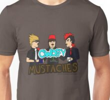 Cwoffy with Mustaches Unisex T-Shirt
