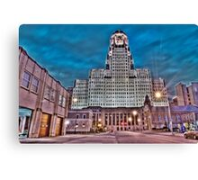 Can't Fight City Hall Canvas Print