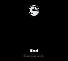 Mortal Kombat Logo (Apple Icon Replacement) by huckblade