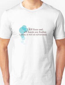 Mycroft's Philosophy Unisex T-Shirt